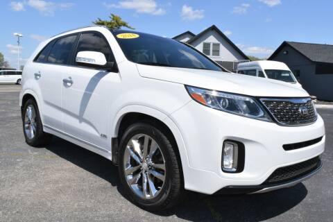 2014 Kia Sorento for sale at Heritage Automotive Sales in Columbus in Columbus IN