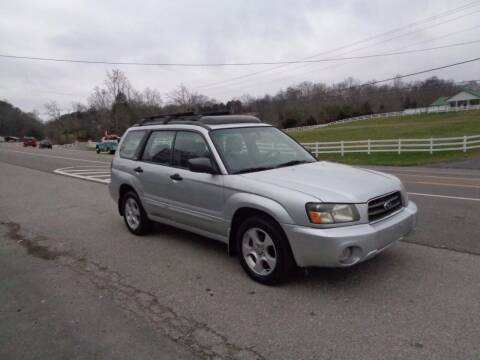 2004 Subaru Forester for sale at Car Depot Auto Sales Inc in Seymour TN