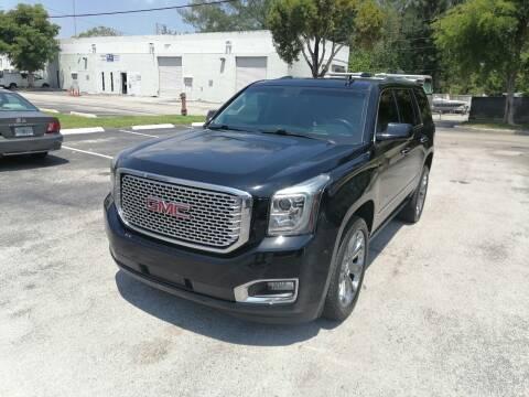 2015 GMC Yukon for sale at Best Price Car Dealer in Hallandale Beach FL