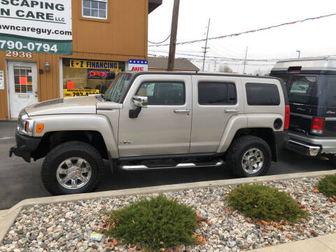 2006 HUMMER H3 for sale at American Auto Group LLC in Saginaw MI