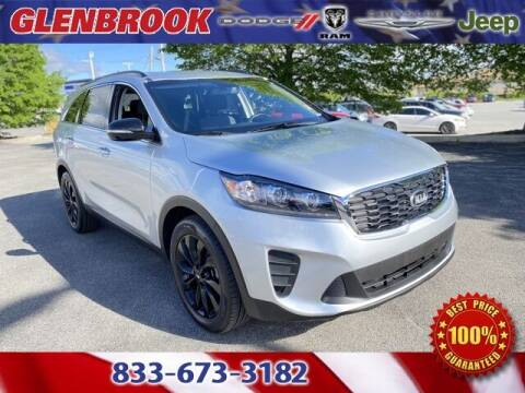 2019 Kia Sorento for sale at Glenbrook Dodge Chrysler Jeep Ram and Fiat in Fort Wayne IN
