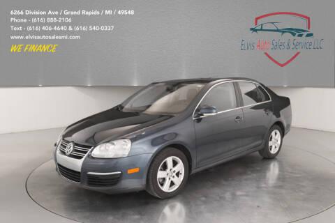 2009 Volkswagen Jetta for sale at Elvis Auto Sales LLC in Grand Rapids MI