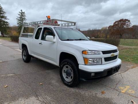 2010 Chevrolet Colorado for sale at 100% Auto Wholesalers in Attleboro MA