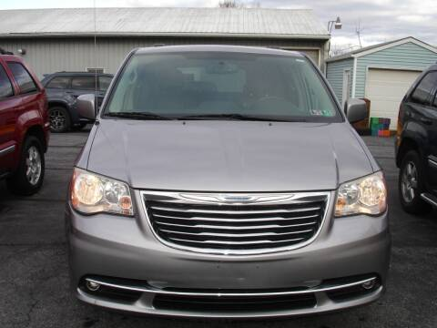 2014 Chrysler Town and Country for sale at Pete's Bridge Street Motors in New Cumberland PA