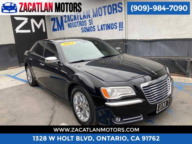 2013 Chrysler 300 for sale at Ontario Auto Square in Ontario CA