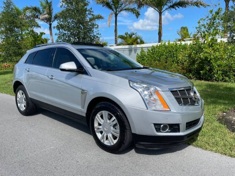 2013 Cadillac SRX for sale at D & P OF MIAMI CORP in Miami FL