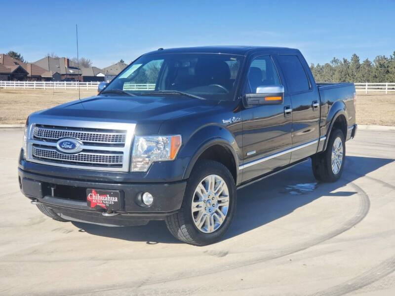 2012 Ford F-150 for sale at Chihuahua Auto Sales in Perryton TX