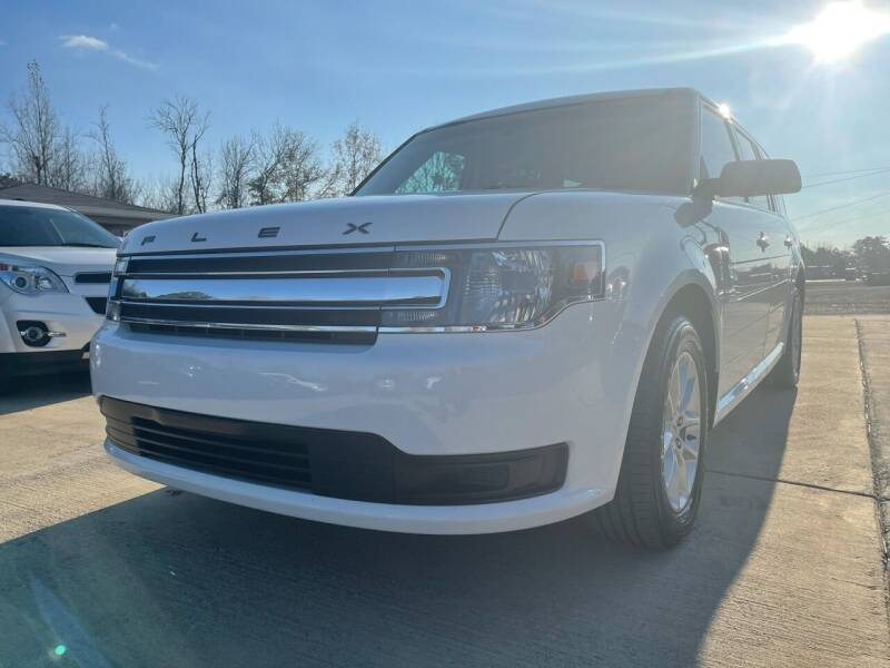 2017 Ford Flex for sale at A&C Auto Sales in Moody AL