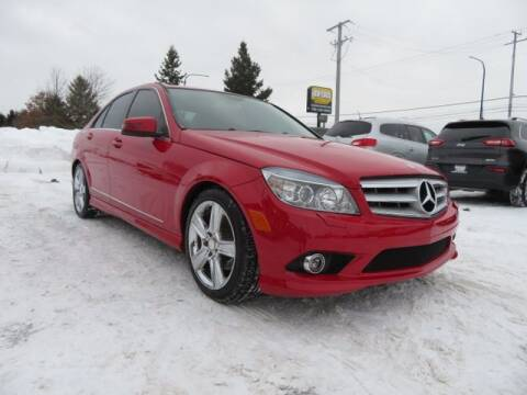 2010 Mercedes-Benz C-Class for sale at Import Exchange in Mokena IL