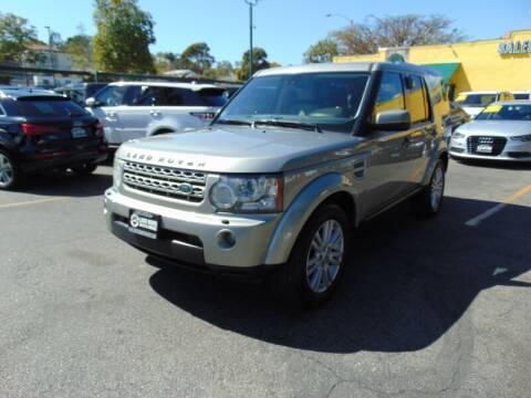2011 Land Rover LR4 for sale at Santa Monica Suvs in Santa Monica CA