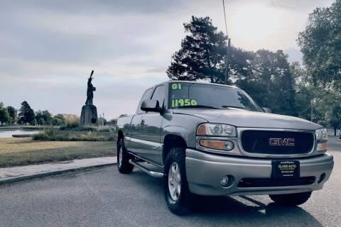 2001 GMC Sierra C3 for sale at Island Auto in Grand Island NE