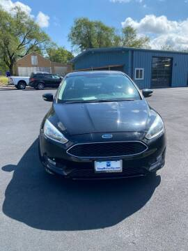 2015 Ford Focus for sale at MJ'S Sales in Foristell MO