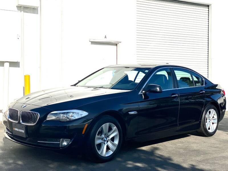 2013 BMW 5 Series for sale at Corsa Exotics Inc in Montebello CA