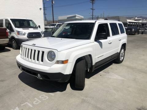 2014 Jeep Patriot for sale at Hunter's Auto Inc in North Hollywood CA