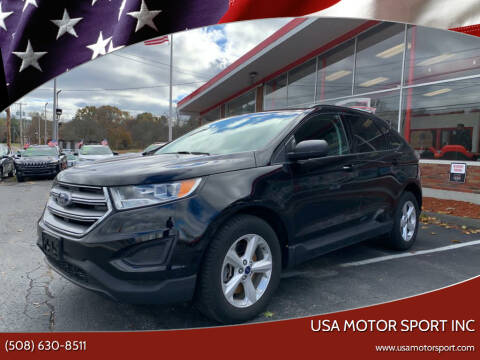 2016 Ford Edge for sale at USA Motor Sport inc in Marlborough MA