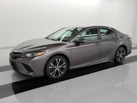 2018 Toyota Camry for sale at A.I. Monroe Auto Sales in Bountiful UT