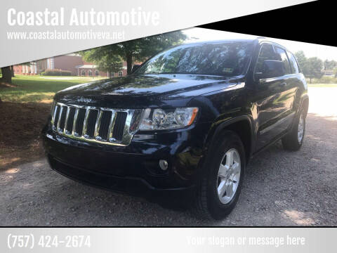 2011 Jeep Grand Cherokee for sale at Coastal Automotive in Virginia Beach VA