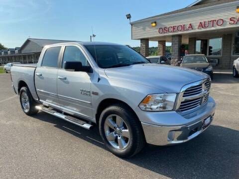 2014 RAM Ram Pickup 1500 for sale at Osceola Auto Sales and Service in Osceola WI