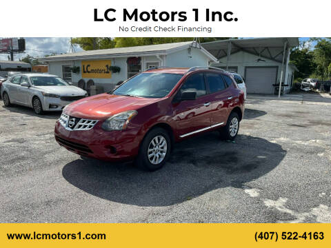 2014 Nissan Rogue Select for sale at LC Motors 1 Inc. in Orlando FL