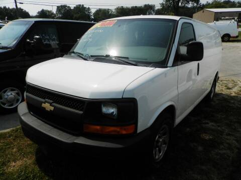 2013 Chevrolet Express Cargo for sale at Mike's Used Cars LLC in Indianapolis IN