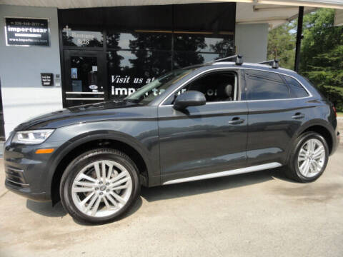 2018 Audi Q5 for sale at importacar in Madison NC