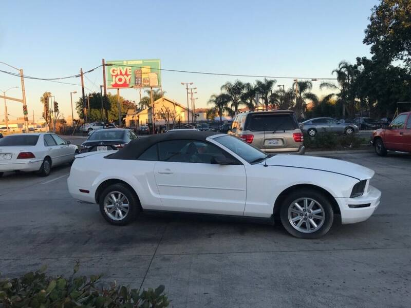 2007 Ford Mustang for sale at RN AUTO GROUP in San Bernardino CA