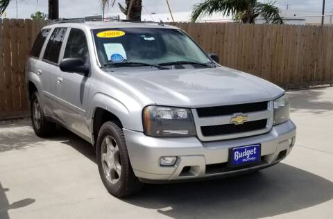 2008 Chevrolet TrailBlazer for sale at Budget Motors in Aransas Pass TX