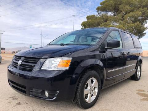 2010 Dodge Grand Caravan for sale at Eastside Auto Sales in El Paso TX