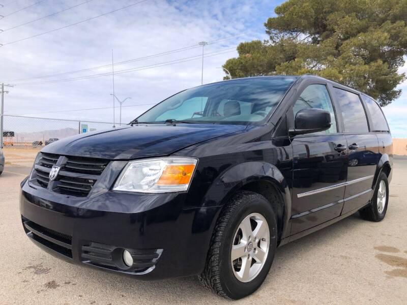 2010 Dodge Grand Caravan for sale at Eastside Auto Sales in El Paso TX