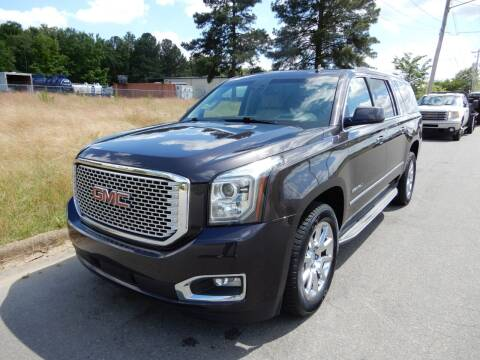 2015 GMC Yukon XL for sale at United Traders Inc. in North Little Rock AR