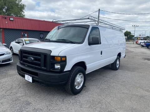 2008 Ford E-Series Cargo for sale at 4 Friends Auto Sales LLC in Indianapolis IN