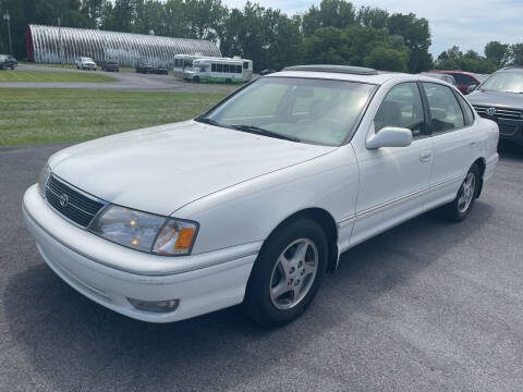 1999 Toyota Avalon for sale at Paul Hiltbrand Auto Sales LTD in Cicero NY