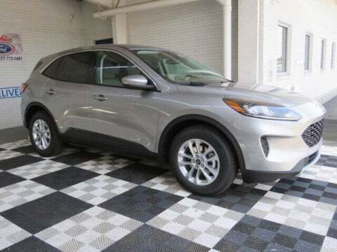 2021 Ford Escape for sale at McLaughlin Ford in Sumter SC