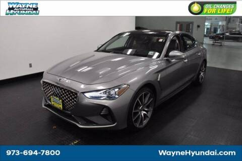 2020 Genesis G70 for sale at Wayne Hyundai in Wayne NJ