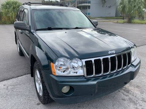 2005 Jeep Grand Cherokee for sale at Consumer Auto Credit in Tampa FL