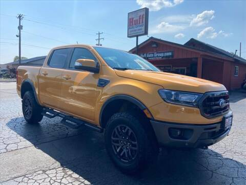 2021 Ford Ranger for sale at HUFF AUTO GROUP in Jackson MI