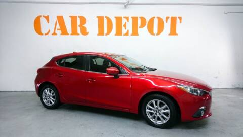 2014 Mazda MAZDA3 for sale at Car Depot in Miramar FL