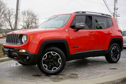 2015 Jeep Renegade for sale at Platinum Motors LLC in Heath OH
