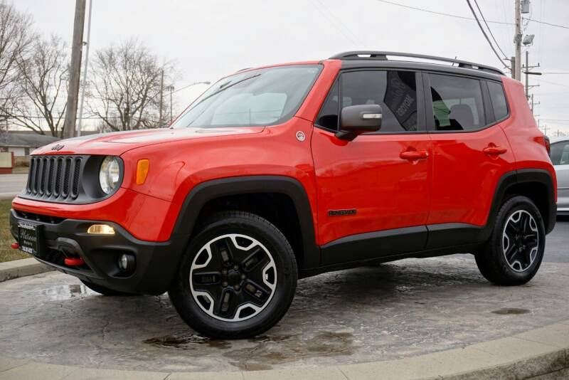 2015 Jeep Renegade for sale at Platinum Motors LLC in Heath OH