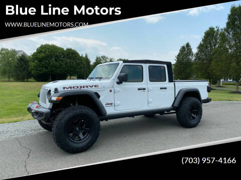 2021 Jeep Gladiator for sale at Blue Line Motors in Winchester VA