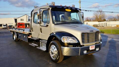 2021 Freightliner M2 Crew Cab for sale at Rick's Truck and Equipment in Kenton OH