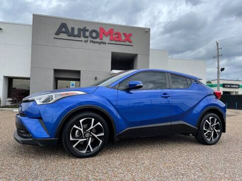 2018 Toyota C-HR for sale at AutoMax of Memphis - V Brothers in Memphis TN