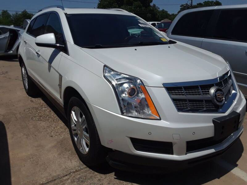 2011 Cadillac SRX for sale at Auto Haus Imports in Grand Prairie TX