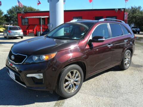 2011 Kia Sorento for sale at Talisman Motor City in Houston TX