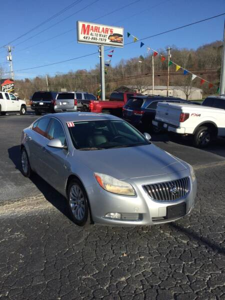 2011 Buick Regal for sale at MARLAR AUTO MART SOUTH in Oneida TN