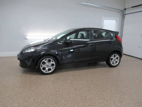 2012 Ford Fiesta for sale at HTS Auto Sales in Hudsonville MI