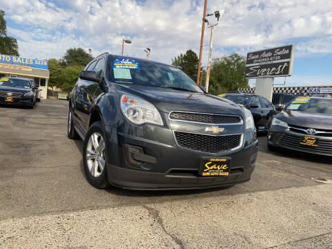 2014 Chevrolet Equinox for sale at Save Auto Sales in Sacramento CA