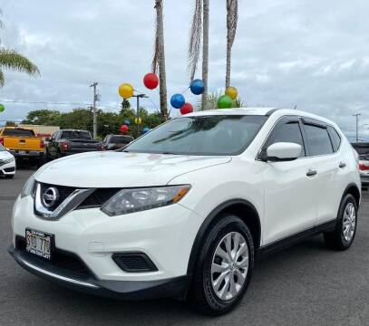 2016 Nissan Rogue for sale at PONO'S USED CARS in Hilo HI