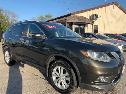 2014 Nissan Rogue for sale at El Rancho Auto Sales in Des Moines IA