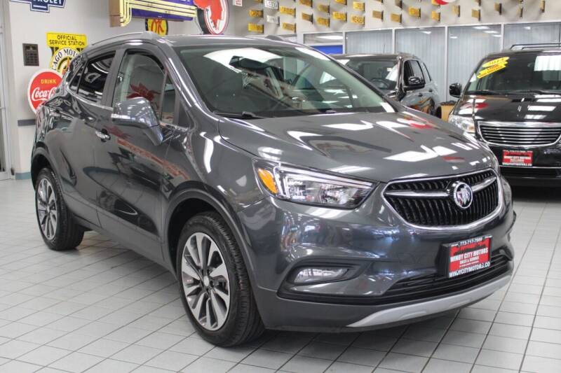 2018 Buick Encore for sale at Windy City Motors in Chicago IL